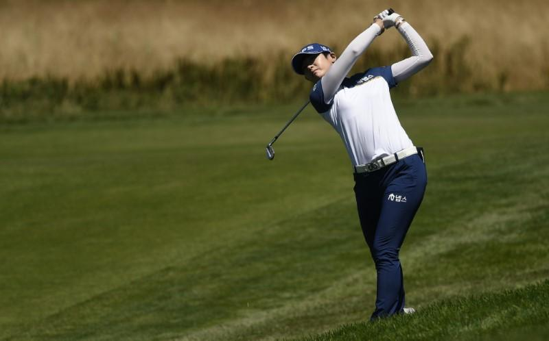 Golf: Park projected to take world number one ranking from Ryu