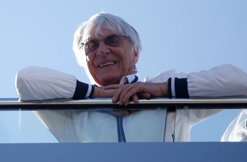 Ecclestone skeptical about the impact of any F1 budget cap