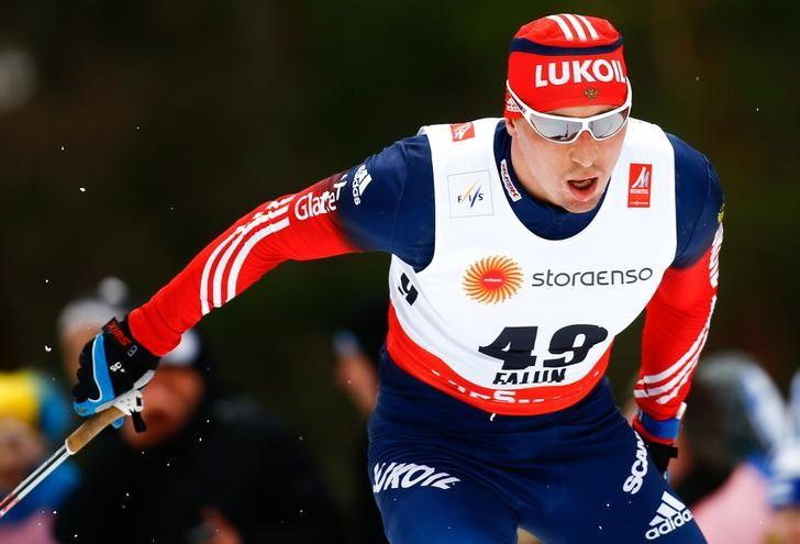 Russian skier banned for doping says his 'medal is clean'