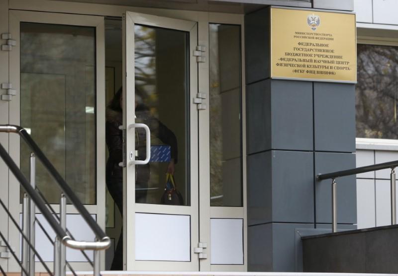 Russia wants U.S. to extradite doping whistleblower: investigators