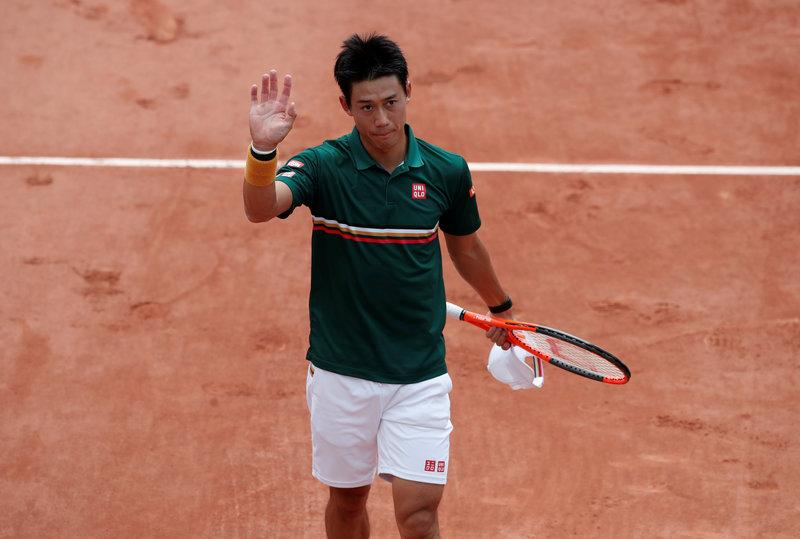 Tennis: Chung taking new rules in his stride in Milan