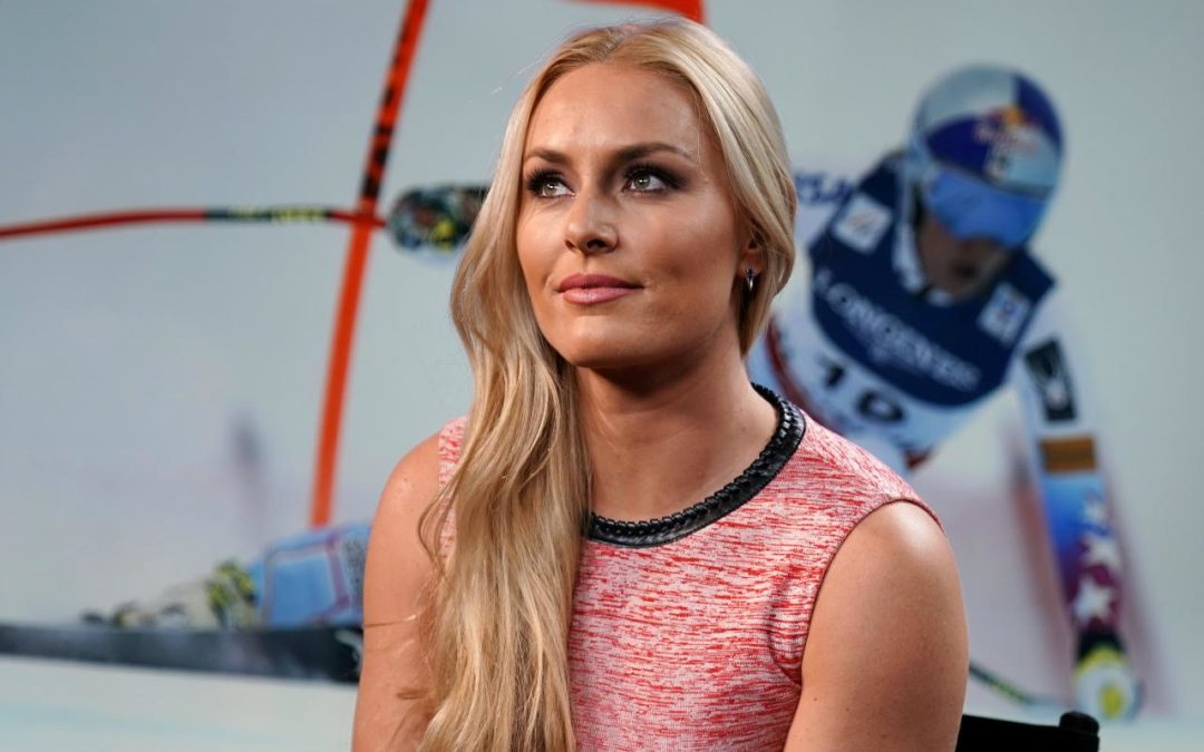 Olympics: Vonn wants Stenmark's record as well as more medals
