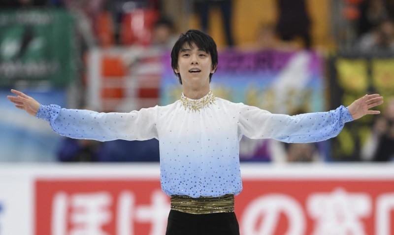 Figure skating: Injured Olympic champion Hanyu drops out of NHK Trophy