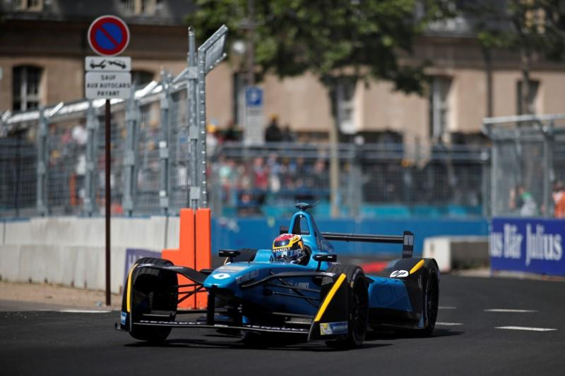 Hugo Boss in switch to Formula E from F1: CEO in magazine