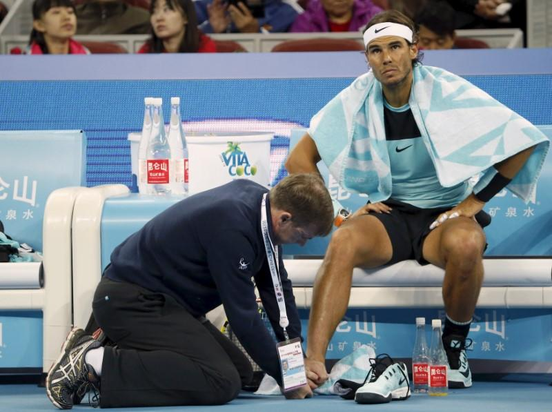 Nadal confident of being fully fit at ATP Finals
