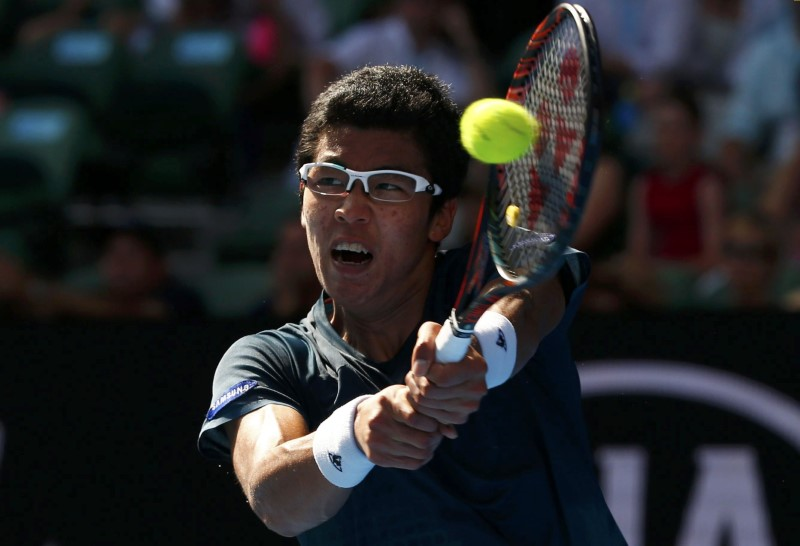 Chung beats Rublev to become first Next Gen champion
