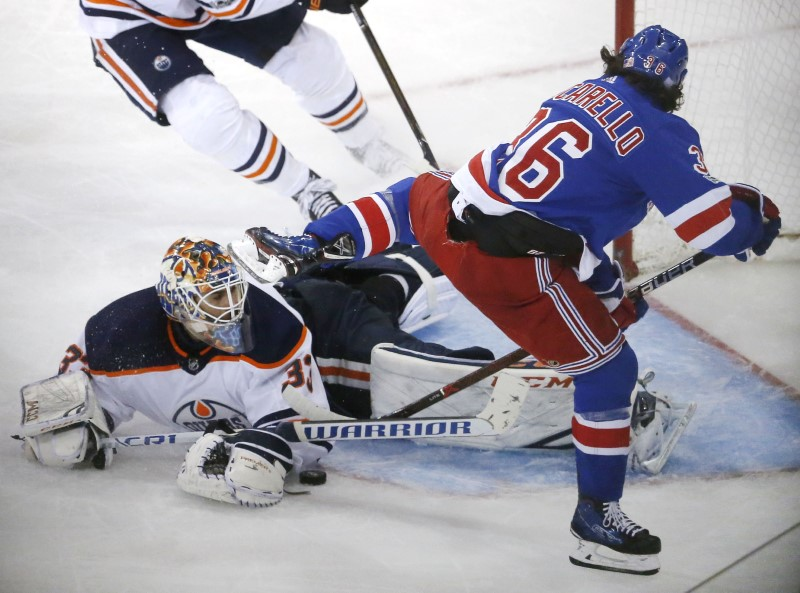 Highlights of Saturday's NHL games