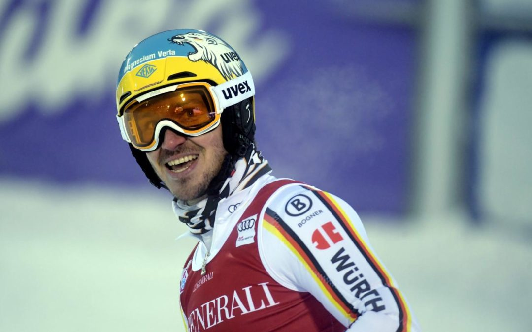 Alpine skiing: Neureuther cashes in on Ryding error to win opener