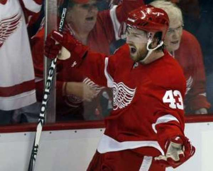 Tatar goal lifts Red Wings past Sabres