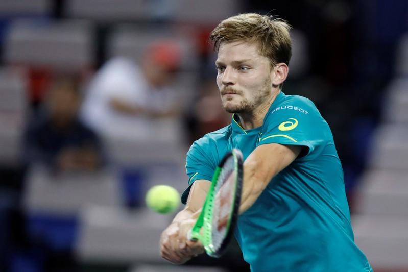 Tennis: Goffin qualifies for Tour finals