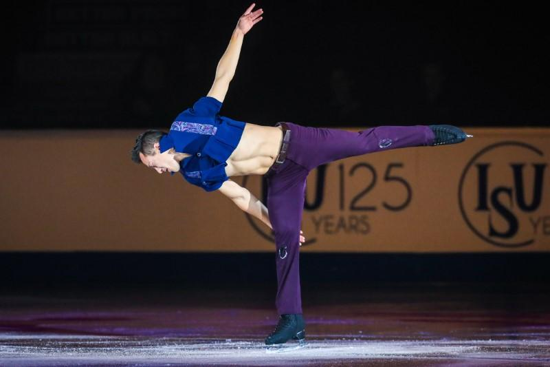 Chan skips NHK Trophy to focus on training