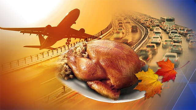 THE GREAT ESCAPE: Nearly 51 Million Americans to Travel This Thanksgiving, Highest Volume in a Dozen Years