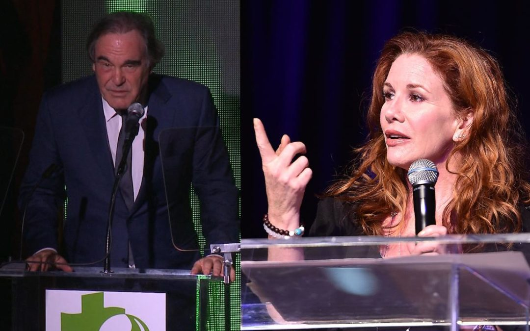 "Melissa Gilbert Accuses Oliver Stone Of Sexual Harassment: ""It Was Humiliating And Horrid"""