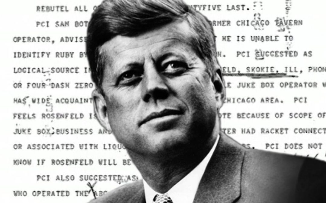 FIFTH BATCH OF JFK FILES RELEASED TO PUBLIC