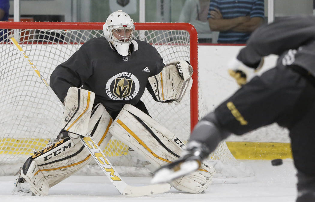 Golden Edge: Knights depleted in goal, and still on the road