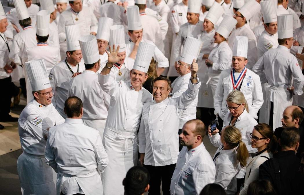 Bocuse d'Or is the Olympics of food
