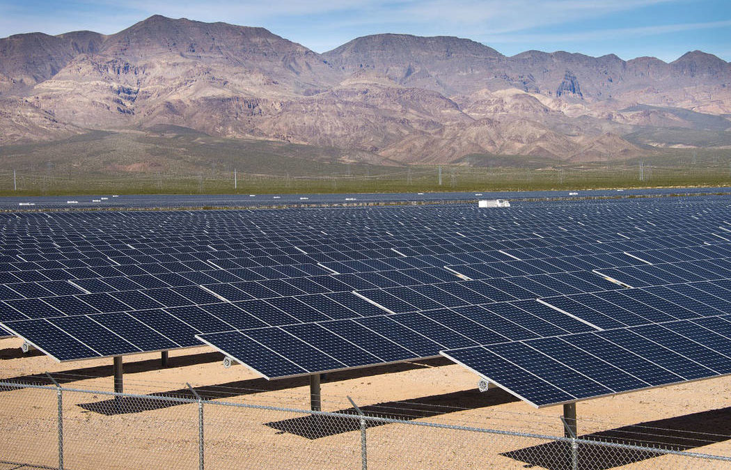 NV Energy seeks OK for 3 new power purchase agreements