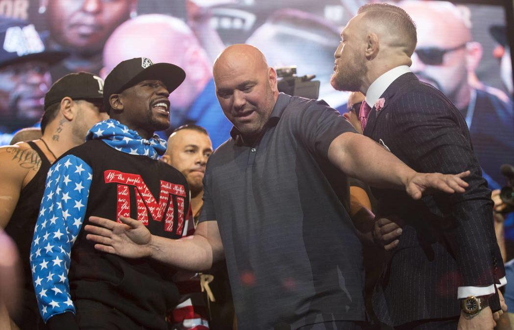 Dana White confirms boxing plans, plots next move for McGregor