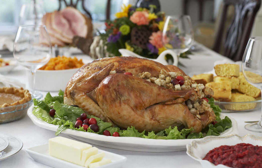 Where to get Thanksgiving feast in Las Vegas without cooking
