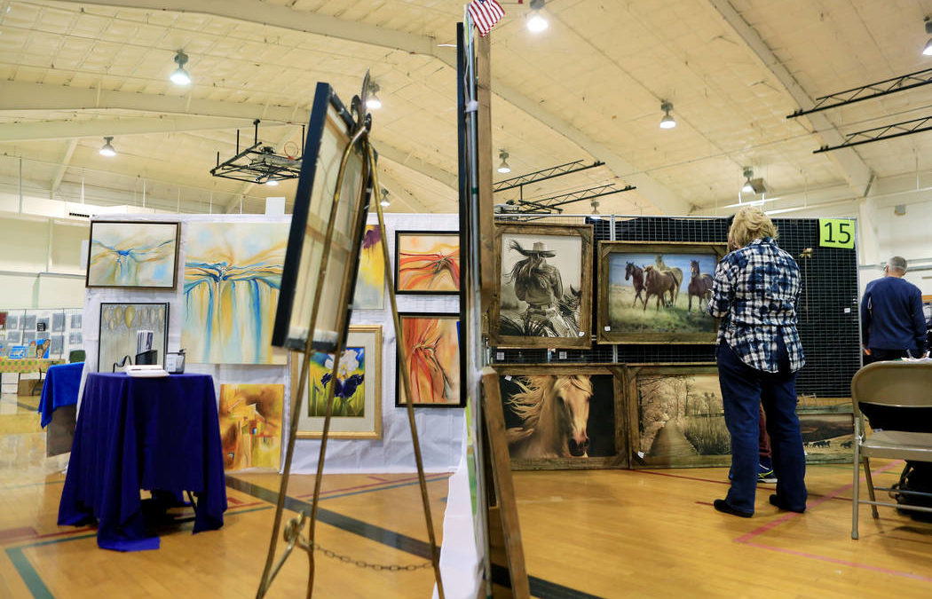 Boulder City guild showcases variety during Winter ArtFest