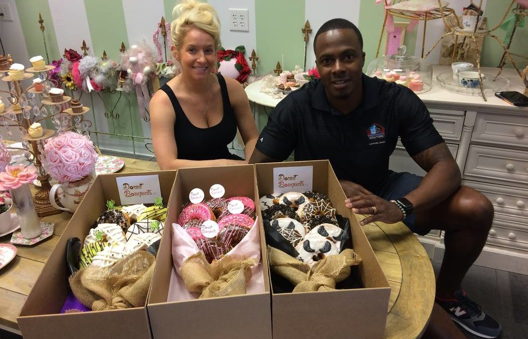 Tivoli Village business aims to popularize cupcake bouquets