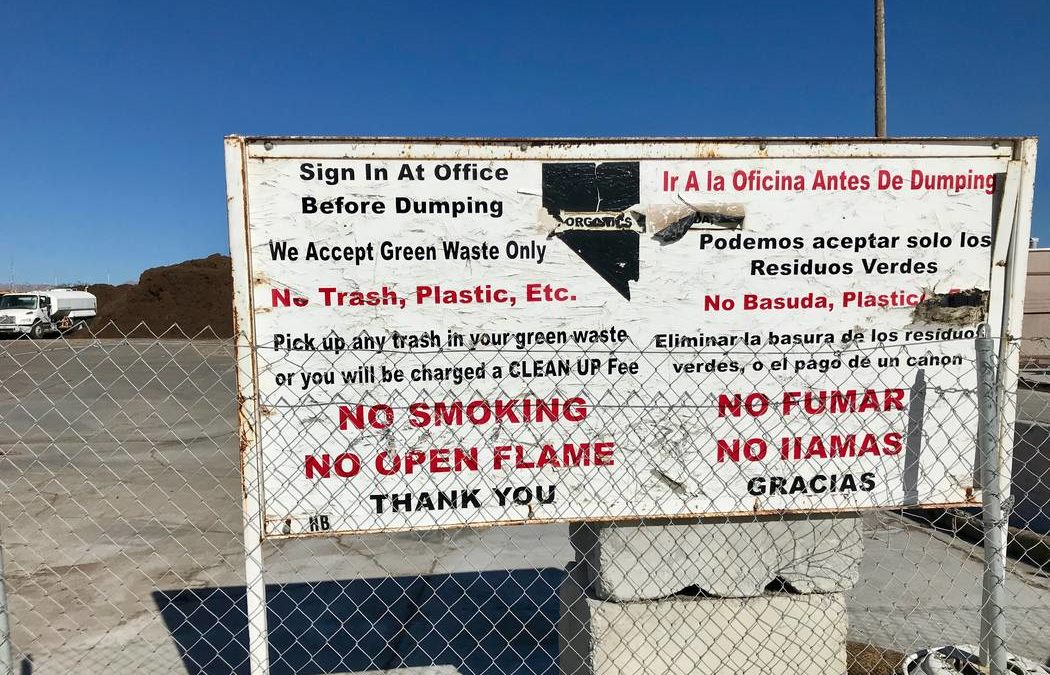 Cost, controls on composting have mired its adoption in Las Vegas