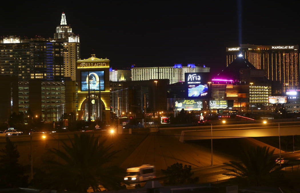 Commissioner wants to free Las Vegas Strip from private cars