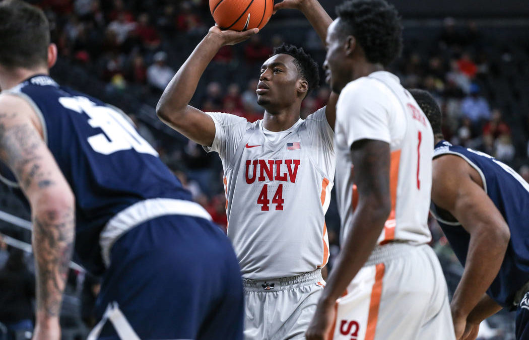 UNLV cruises past Rice 95-68 for 4th-straight blowout win