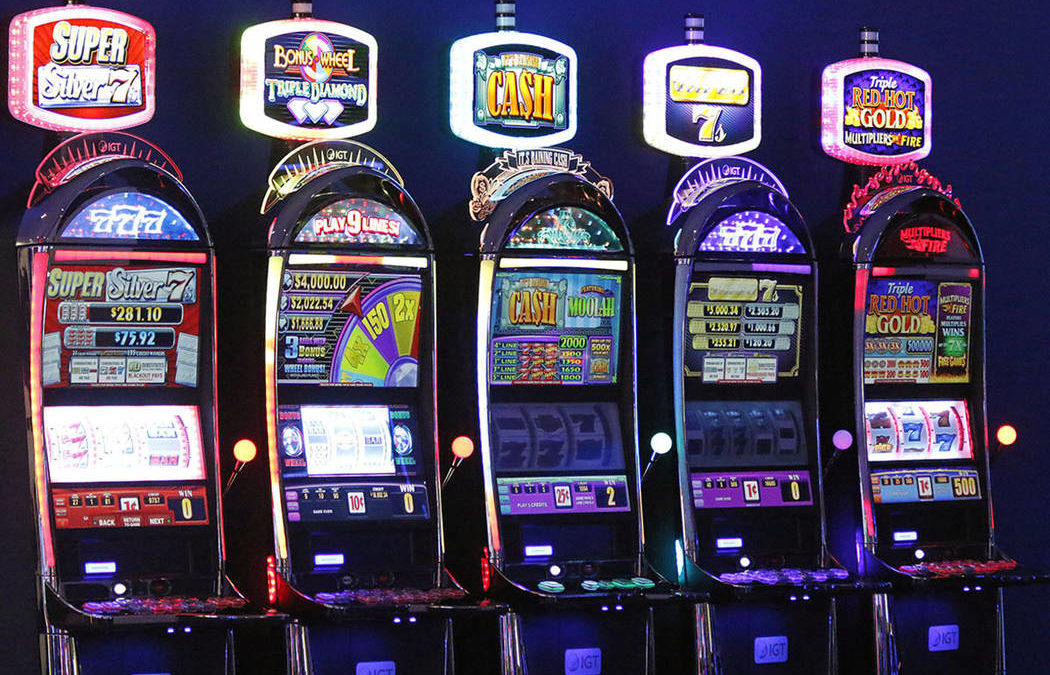 IGT instituting layoffs in Nevada, employees say