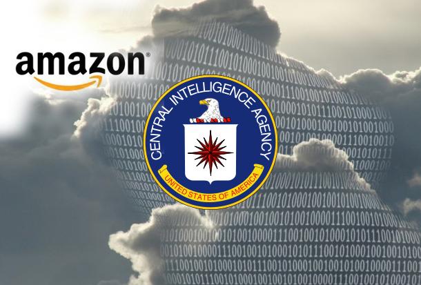 AMAZON WEB SERVICES ANNOUNCES SECRET CLOUD REGION FOR CIA