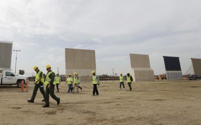 Senate Panel Funds Border Wall, But Continues 'Catch and Release'