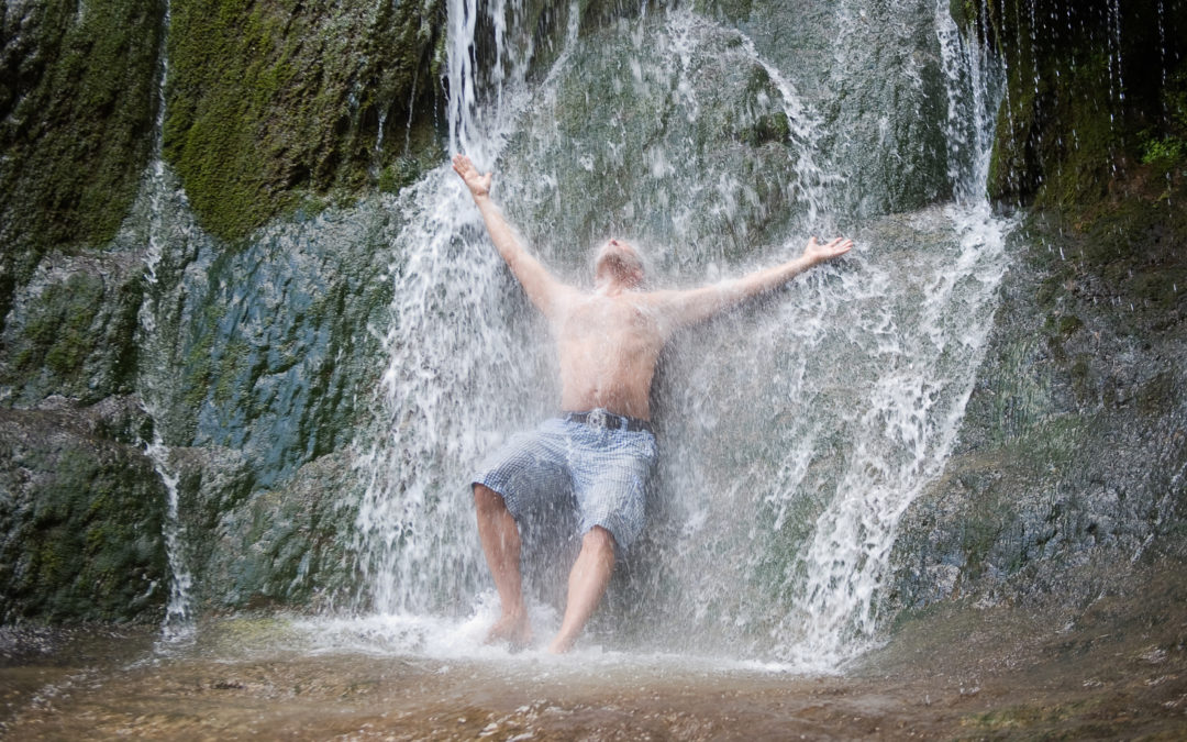 Improve circulation and productivity with a cold shower: Study finds it provides an energy boost similar to coffee, resulting in fewer days off work