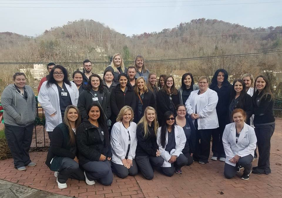 SKCTC Nursing Students Learn from the Past