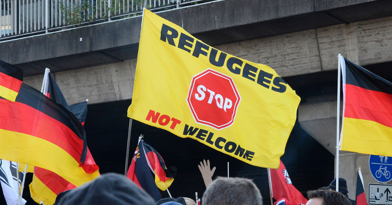 EUROPE REVOLTS AGAINST EU: AUSTRIA TACKLES IMMIGRATION, MERKEL FACES OUSTER