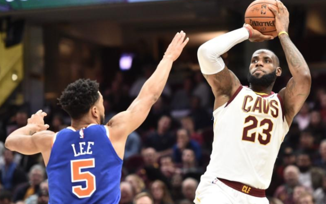 Cleveland Cavaliers' LeBron calls training camp worst of his career