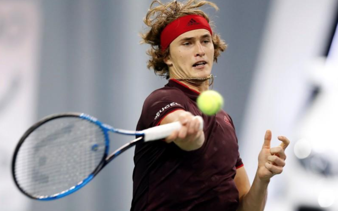 Reaching ATP Finals like winning a tournament, says Zverev