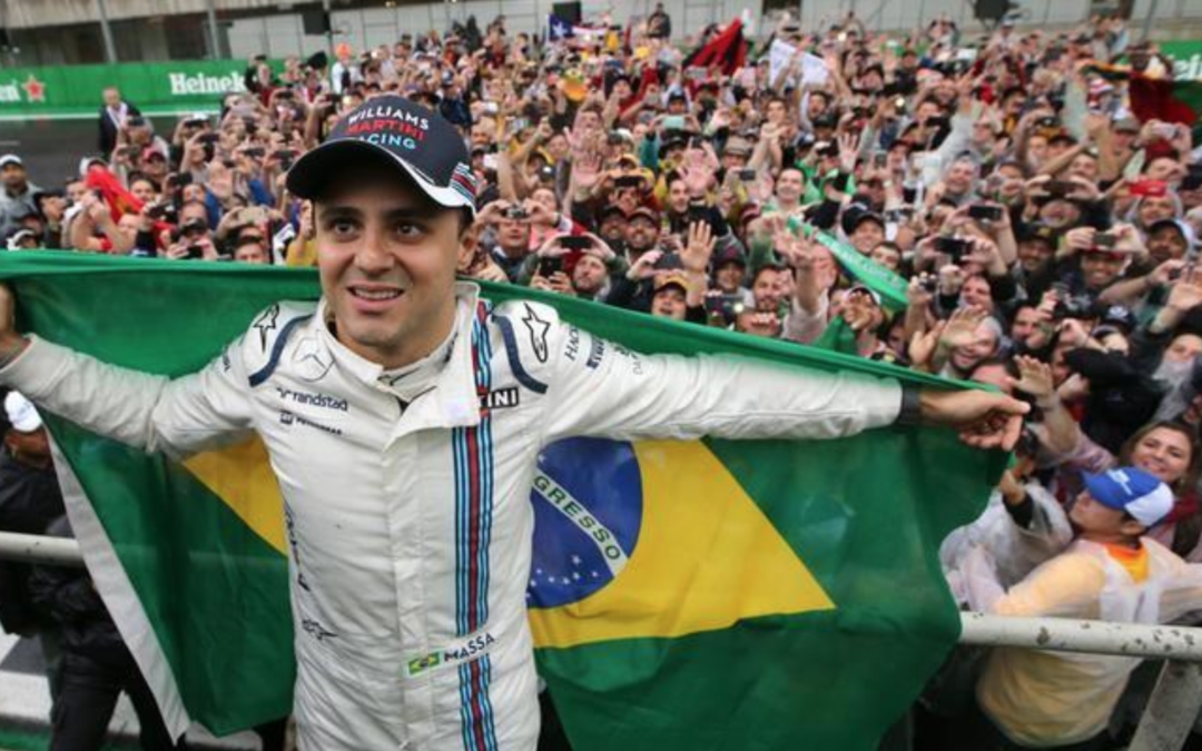 Motor racing: Massa ready to go but hopes Brazil will stay