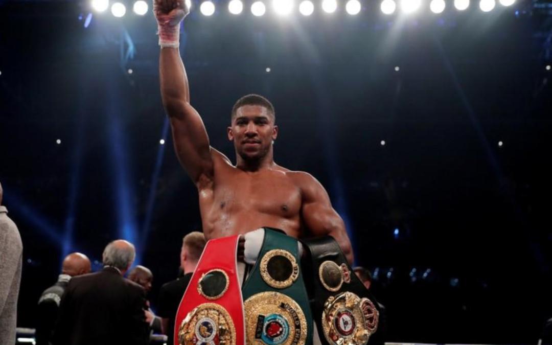 Boxing: Hearn confirms start of Joshua-Wilder talks