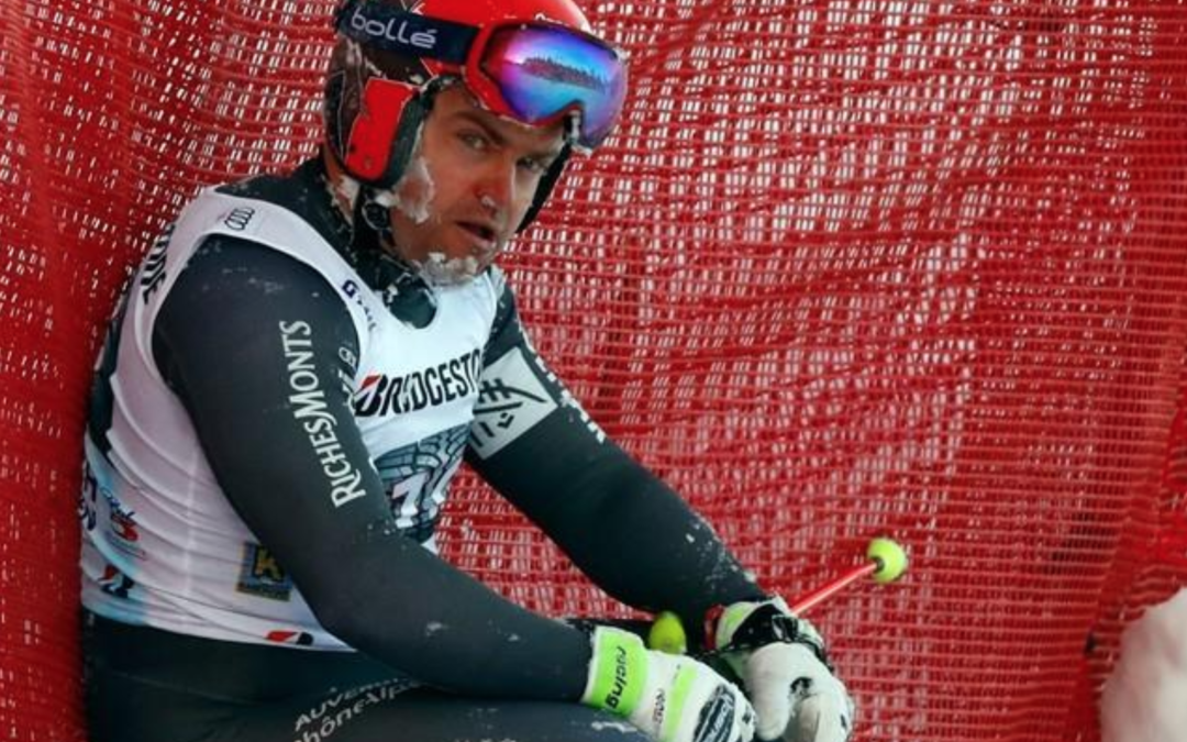 Frenchman Poisson dies at 35 after training accident