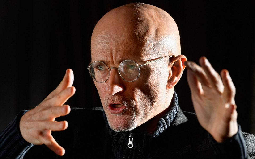 World's first human head transplant successfully carried out