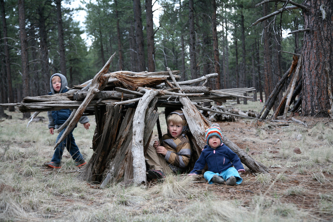 32 basic survival skills to teach your kids