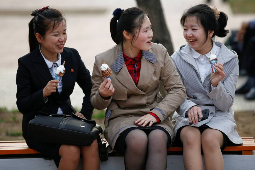 Fake meat and free markets ease North Koreans' hunger