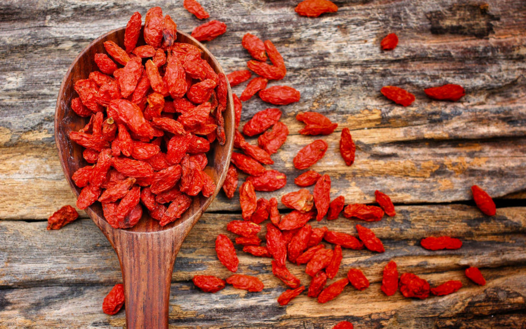 Why goji berries might be the Holy Grail of health