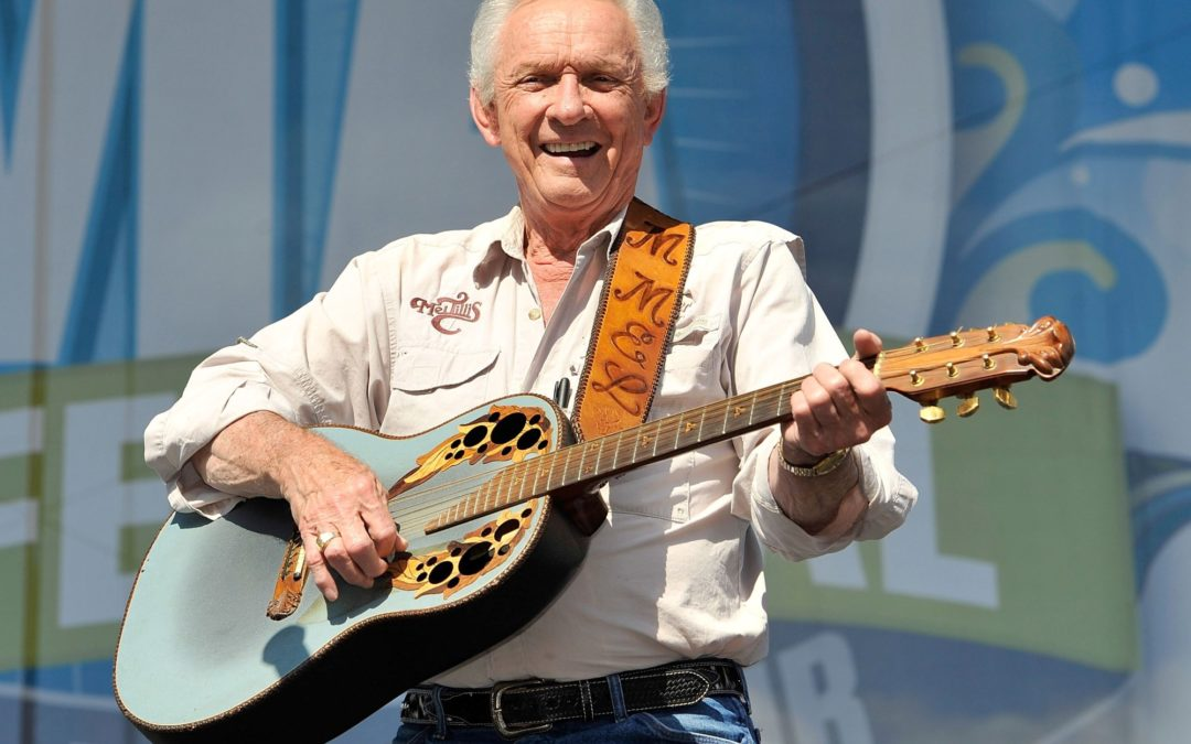 Country music star Mel Tillis was frequent Las Vegas performer