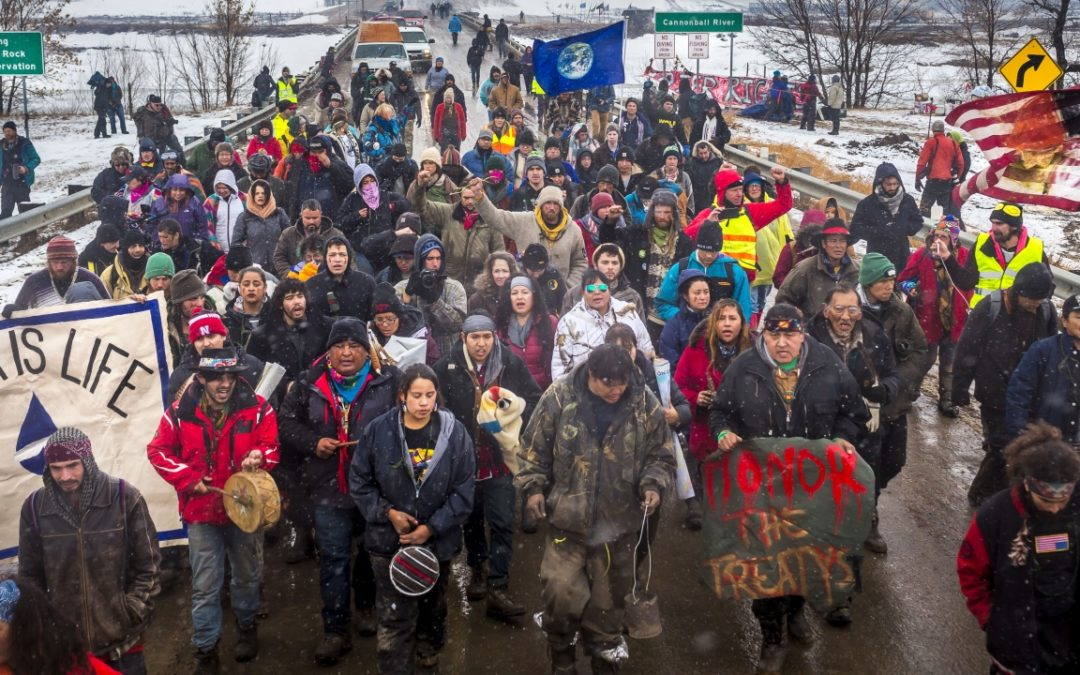 Oil and Water Part 9: DAKOTA ACCESS PIPELINE COMPANY PAID MERCENARIES TO BUILD CONSPIRACY LAWSUIT AGAINST ENVIRONMENTALISTS