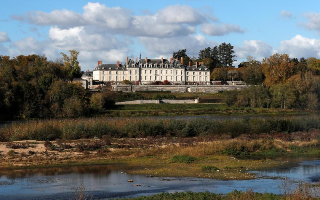 Labor of love French chateau on market for $30 million