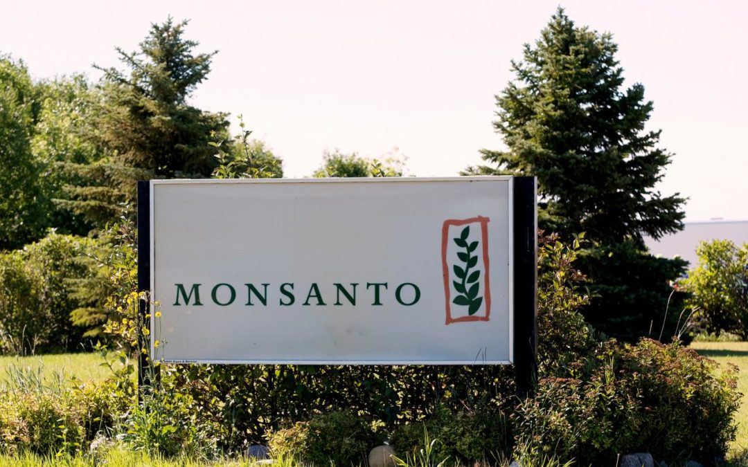 Monsanto, BASF weed killers strain U.S. states with damage complaints