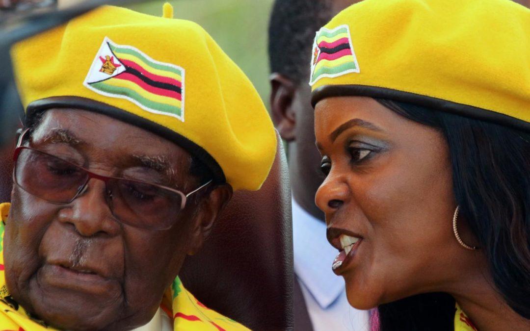 Tanks seen heading toward Zimbabwe capital: witnesses
