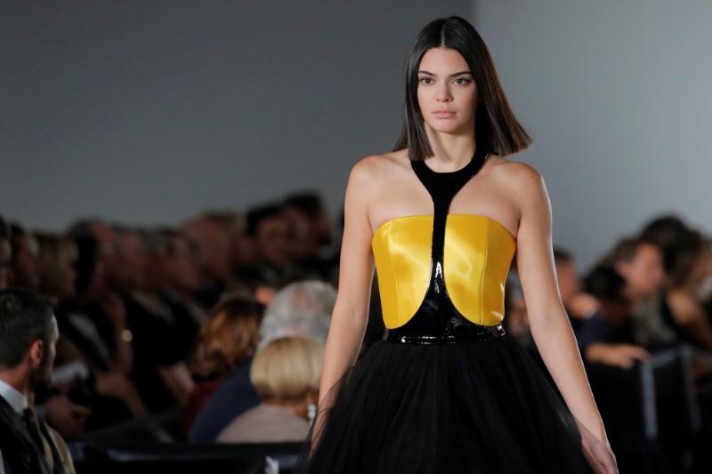 Kendall Jenner ousts Gisele Bundchen as world's top-earning model