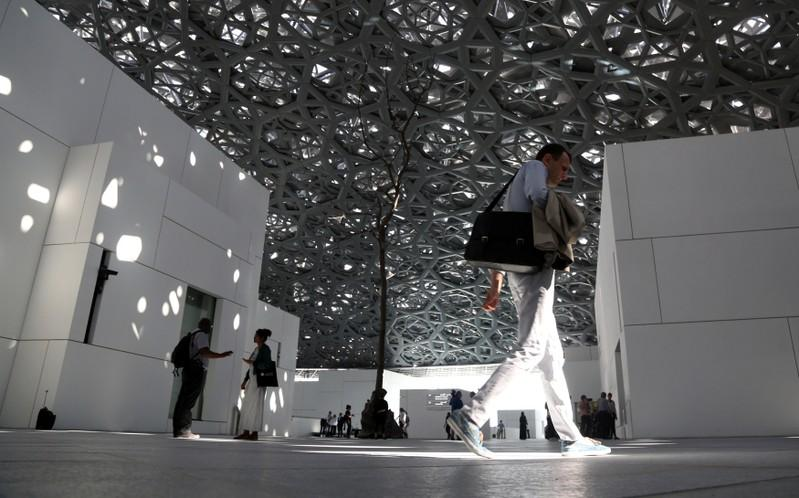 East meets West as Louvre Abu Dhabi opens in the Gulf